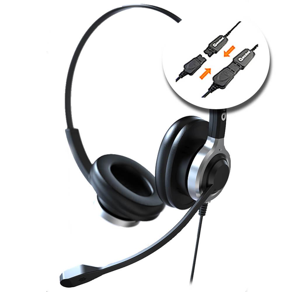 610MKII-Con Cable QD